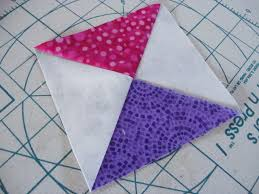 video has tips for piecing triangles that can be a nightmare ... & video has tips for piecing triangles that can be a nightmare sewing on the  bias can Adamdwight.com