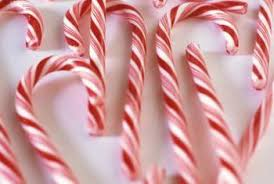 595 Best Decoration Images On PinterestChristmas Tree With Candy Canes