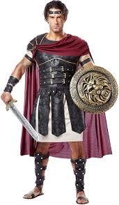 Gladiator Movie Costume Design California Costumes Mens Roman Gladiator Adult
