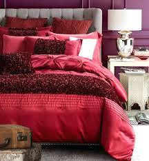 Red Luxury Bedding Set Designer Bedspreads Cotton Silk Sheets ... & Red Luxury Bedding Set Designer Bedspreads Cotton Silk Sheets Quilt Duvet  Cover Bed In A Bag Adamdwight.com
