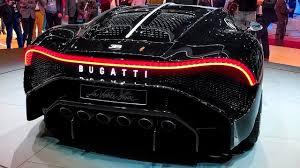 Bugatti's la voiture noire cost €16.7 million, or almost $19 million, including taxes. Bugatti La Voiture Noire Excellent Hypercar Video Lajm