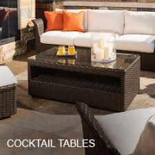 exterior homescapes. cocktail tables · console exterior homescapes
