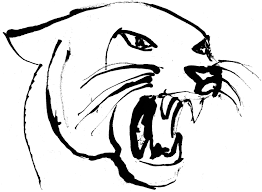 Free Panther Head Clipart Image 11794
