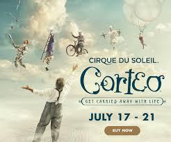 Cirque Du Soleil Corteo Hertz Arena