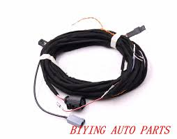 wiring harness rear promotion shop for promotional wiring harness Rear Wire Harness Holder oem rear view camera reversing logo camera cable wire harness for vw passat b8 Wire Harness Assembly