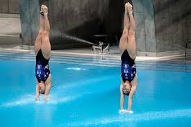 Diving is one of the longest running summer sports at the olympic games. Outlook India Photo Gallery Tokyo Olympics Diving Test Event Opens