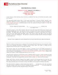 Standard Bid Form For Construction The Newninthprecinct