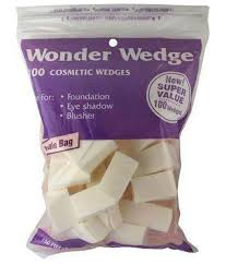 wonder wedge makeup sponge wonder wedge makeup sponge at best s in india snapdeal