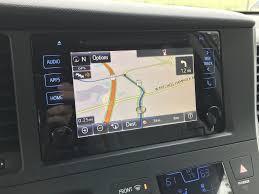 2015-2017 Toyota Sienna Entune Premium GPS Navigation Radio ...