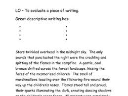 descriptive writing extracts up levelling by smartsaz teaching  descriptive writing extracts up levelling by smartsaz teaching resources tes