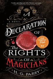 Visit tunefind for music from your favorite tv shows and movies. A Declaration Of The Rights Of Magicians By H G Parry Paperback Barnes Noble