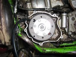 powerdynamo assy instructions for kawasaki kdx 175 200 in this position fasten the rotor carefully the screw provided
