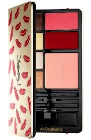 ysl parisienne 2 make up travel exclusive palettes yves saint lau kiss love edition plete make up palette