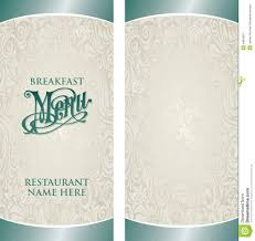breakfast menu template menu free breakfast menu template breakfast menu template