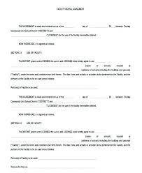 Free Printable Lease Agreement For Renting A House Printable Blank Rental Lease Agreement Form Renters Free Ooojo Co