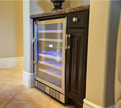 Incredible Wine Cooler Cabinets Furniture and Dining Room Amazing