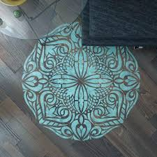 beautiful wall painting templates abun mandala stencil floor stencil extra large wall stencil wall painting designs