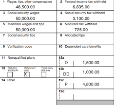 ihss w2 form understanding your tax forms 2017 form w 2 wage and tax statement