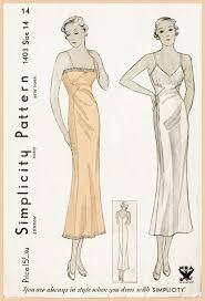 Slip Dress Pattern