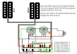 need a schematic this is a pictorial and not a schematic but it at least shows how the switch would be wired i do not think this switching can be done a 2 pole 5 way