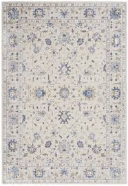 Rugs With Designs Nourison Silky Textures Sly09 Ivory Rug Studio