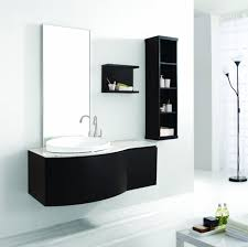 furniture wonderful small bathroom sinks with storage using semi recessed oval basin and polished nickel pull bathroom basin furniture