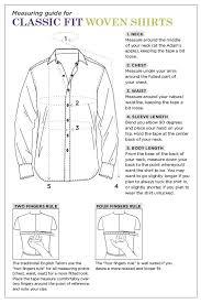 Robert Graham Shirt Size Chart Robert Graham Shirt Fit Guide His Favorite Shirt