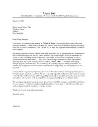 Letter Information Do You Put In A Cover Letter Should Resume To