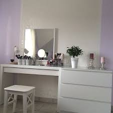 perfect glass vanity table ikea with best 25 malm dressing table ideas on ikea dressing