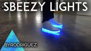 Sbeezy Lights Instagram Sbeezy Lights Tenis Con Luces Led Byrodriguez