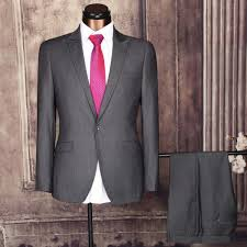 Slim Fit Suits Designer Italian Wedding Suits Men Gray Single Button Brand Professional Business Suit Slim Fit Groom Wedding Party Designer Tuxedo Buy Slim Fit Tuxedo Men