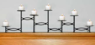 decorating a fireplace mantel candelabras
