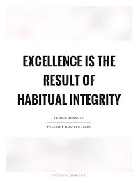 Quotes About Integrity Extraordinary 48 Most Beautiful Integrity Quotes And Sayings