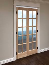 Pantry Doors Finished Bifold Closet Doors Installed As French Doors