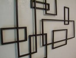 modern metal wall decor stylish art designs contemporary home design ideas within 10