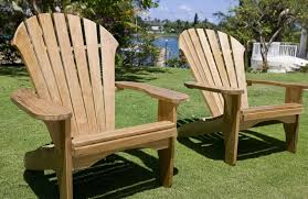creative teak adirondack chair sets by atlantic