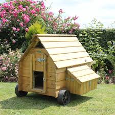 Small Picture Dorset Stroller Chicken Coop with wheels made in UK by Flyte so Fancy