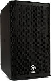 speakers yamaha. yamaha dxr10 1100w 10\ speakers