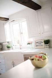 farmhouse sink with laminate countertops phenomenal kitchen makeover 1905 dreams decorating ideas 6