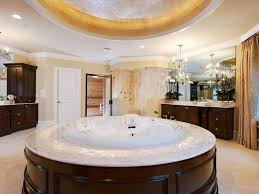 Bathroom : Design Bathroom Luxury Bathtub Chrome Faucet Water In ...