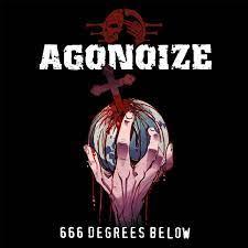 666 Degrees Below (ltd. edition) - Agonoize: Amazon.de: Musik