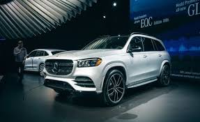2020 Mercedes Benz Gls Large Luxurious Three Row Suv