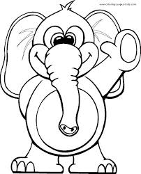 Coloring Page Of The World Fresh Baby Elephant Coloring Pages New