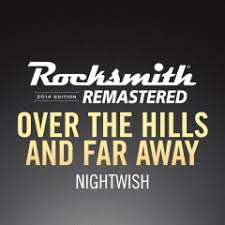 Rocksmith 2014 - <b>Nightwish</b> - <b>Over</b> the Hills and Far Away on PS3 ...