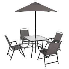 walmart patio table with umbrella
