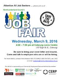 attention all job seekers career edge 2016 job fair job seekers revised all logospic 3