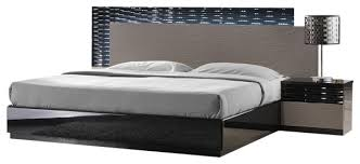 black lacquer bedroom furniture. jnm roma modern black and grey lacquered bedroom set queen 5pc lacquer furniture
