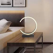 Buy C Shaped Led Table Lamp Modern Desk Lamp Makeup Lighting At Lifeix Design For Only 19999