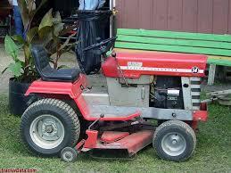 massey ferguson 14 lawn tractor