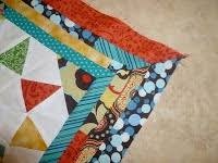 32 best Quilt Borders images on Pinterest   Quilt border, Quilt ... & So Sarah Sews: How to make a Mitered Border tutorial Adamdwight.com